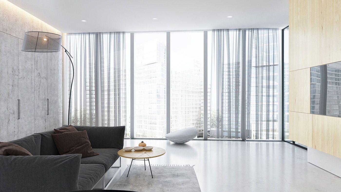 Modern Minimal Homes To Inspire You | Modern, Minimalist interior ...