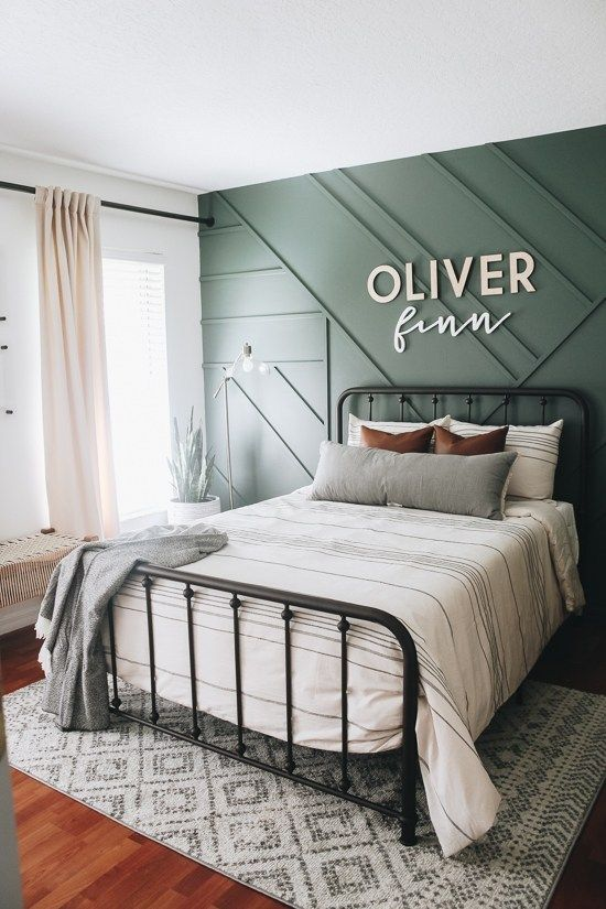 Toddler Bedroom Makeover - Within the Grove