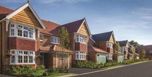 tamworth new build houses from redrow at the pennine grange rh pinterest co uk