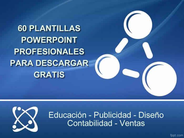 60 plantillas PowerPoint para descargar gratis #plantillaspowerpoint ...