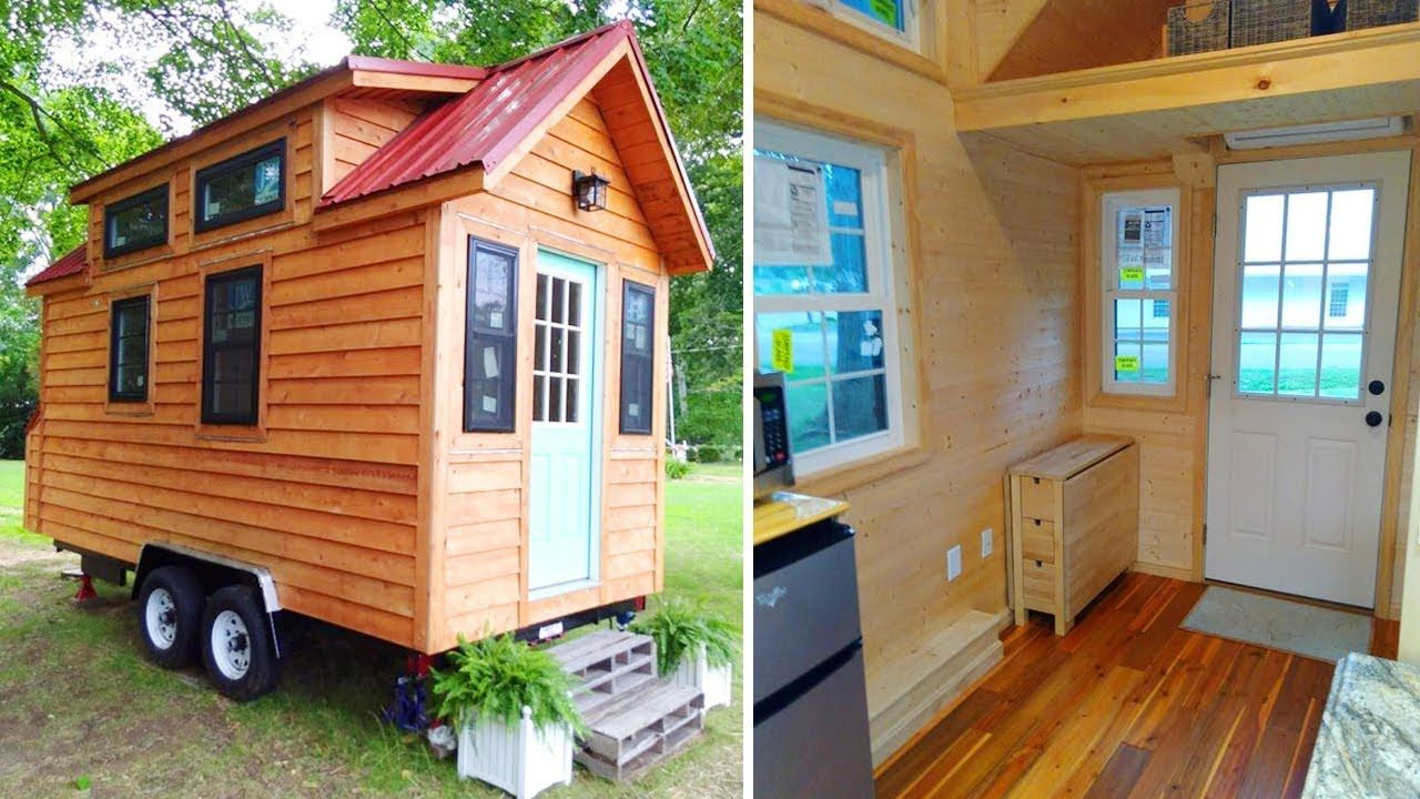 perfect finished tiny house near charlotte nc lovely tiny house rh in pinterest com