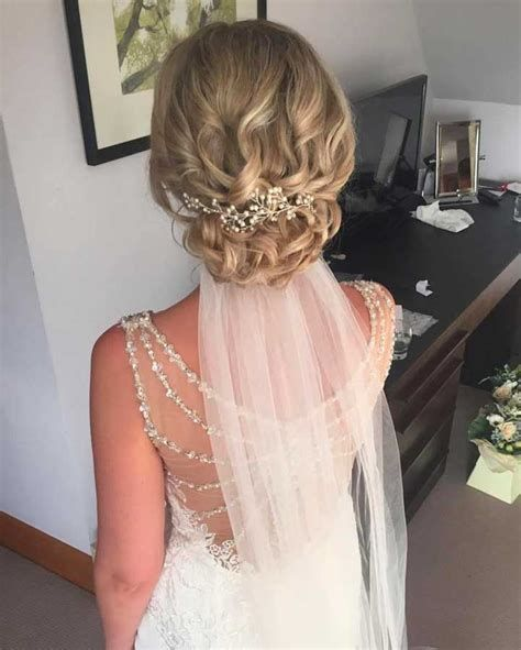Wedding Hairstyle With Veil: Image Result For Veil Underneath Hairstyles
