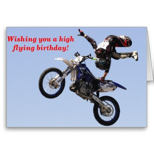 Happy Birthday Motorcycle With Images Happy Birthday