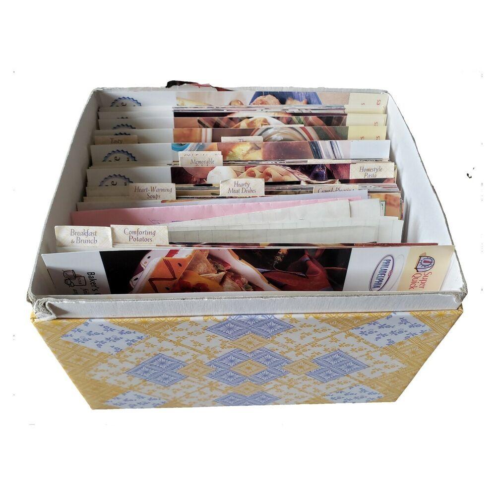 Grandma\'s Kitchen Treasured Family Recipes Cards and Box ...