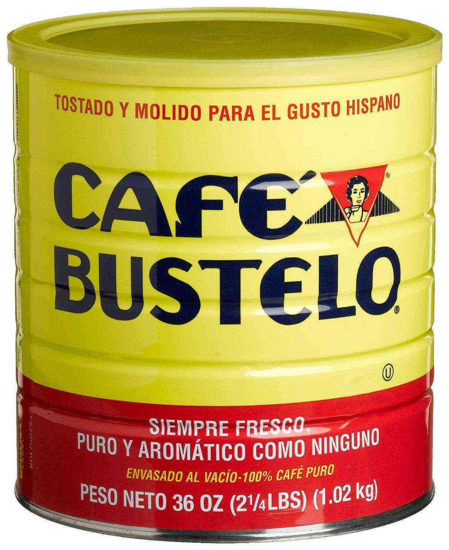 Cafe' Bustelo Espresso (made in Miami) Miami Memories