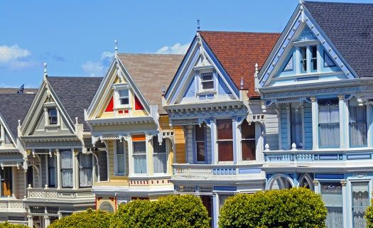 painted lady houses color schemes painted ladies paint colors rh pinterest com
