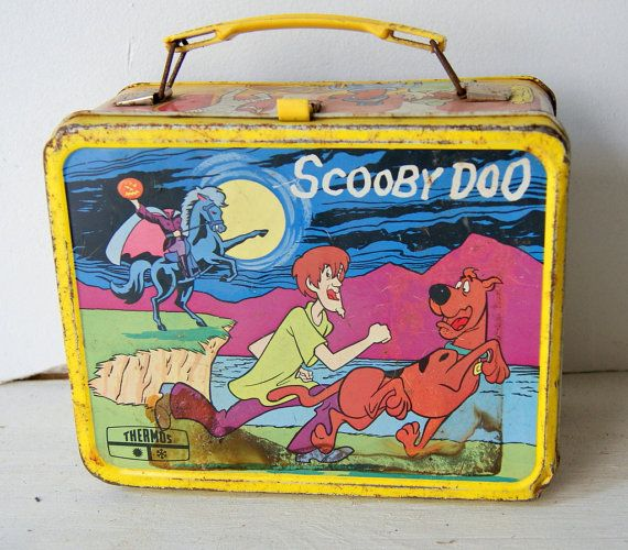 Image result for vintage metal lunch boxes