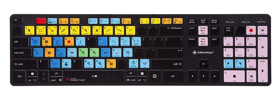 Cubase Keyboard - Slimline Wired/Wireless in 2019 | music | Keyboard