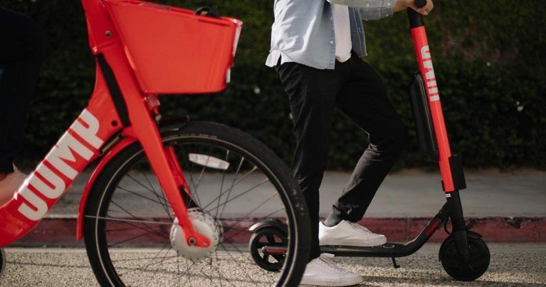 Uber Is Now Working On Self Driving Scooters And Bicycles Self
