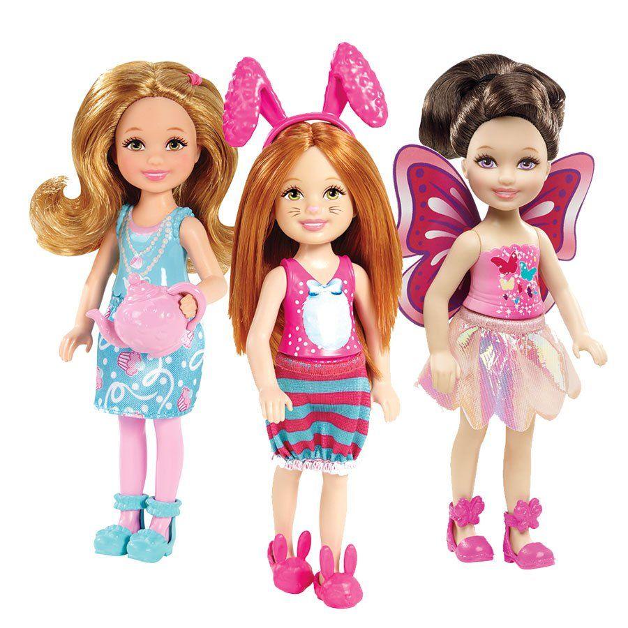Barbie Chelsea Doll - Assorted   Toys R Us Australia   Chelsea