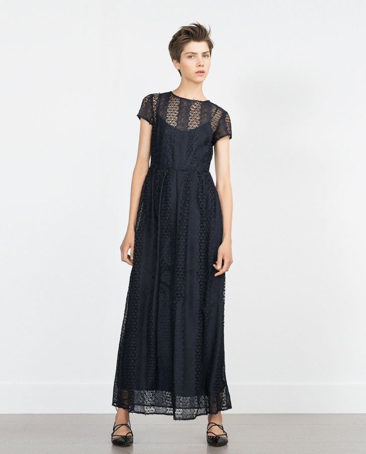 Your Wedding Guest Dilemmas Solved In 27 Dresses Lace Dress Lace Spring Dress Navy Lace Dress