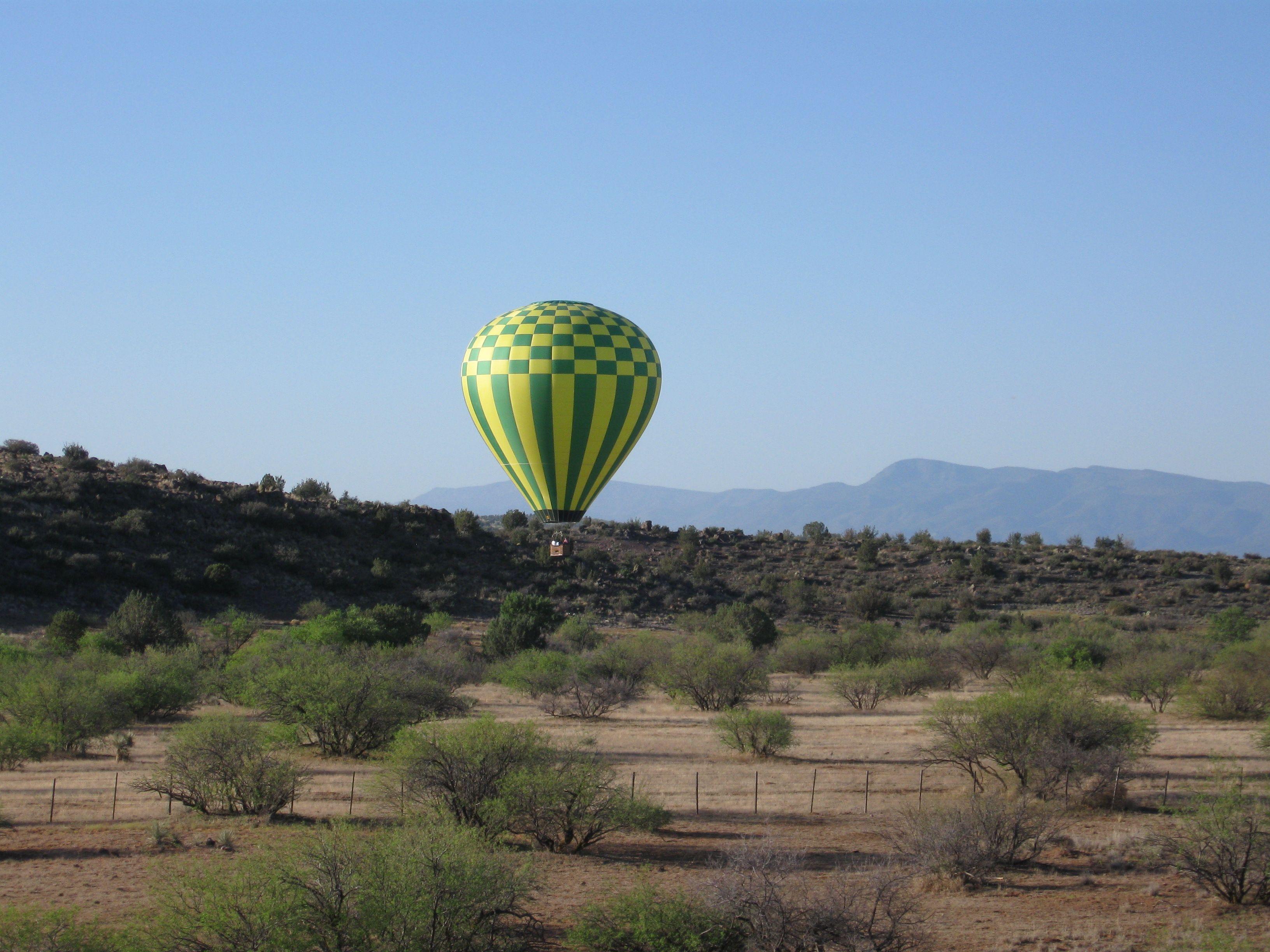 Hot Air Ballooning in Sedona AZ Ballooning, Wonderful
