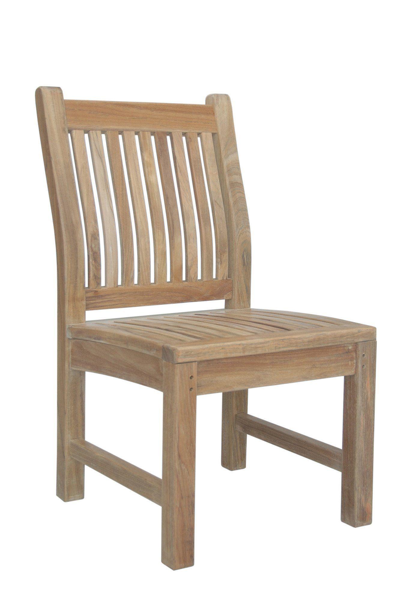 anderson teak chd111 sahara outdoor dining chair teak wood patio rh pinterest co uk
