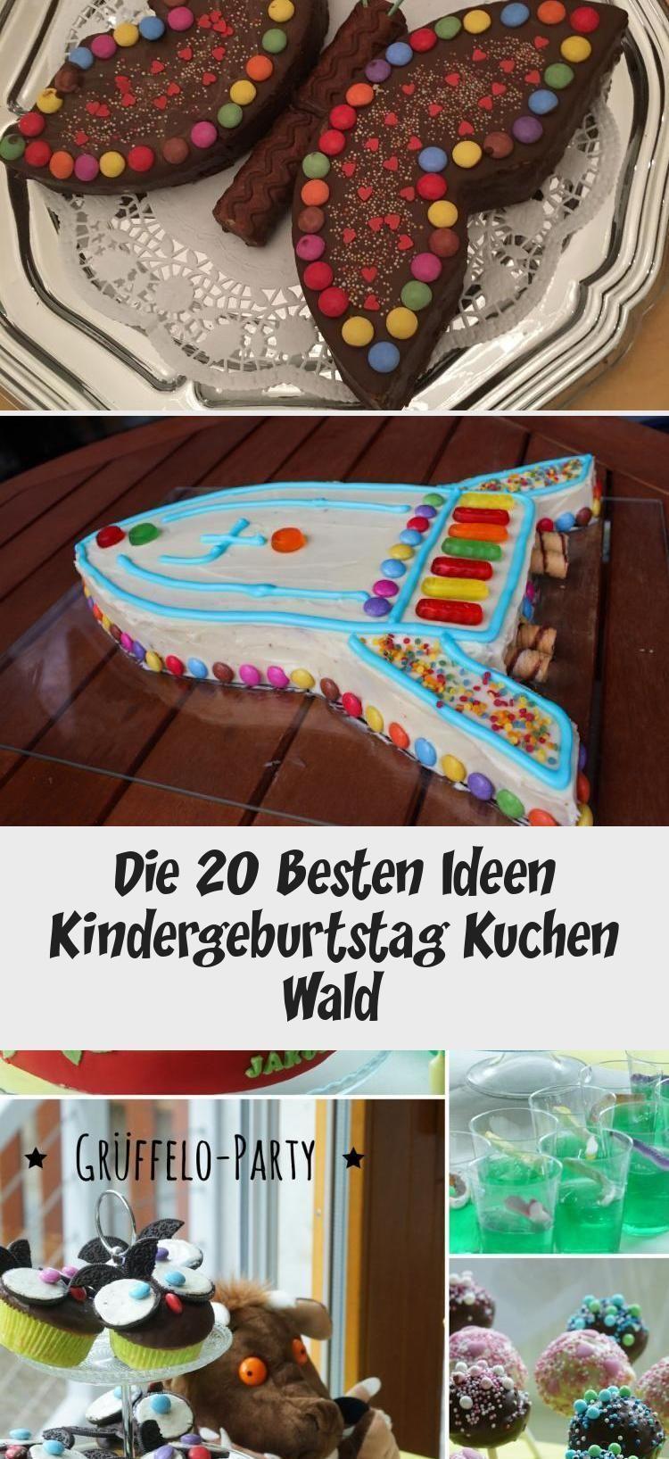 Photo of .Die 20 Besten Ideen Kindergeburtstag Kuchen Wald #PinataKuchenEinfach #PinataKu…