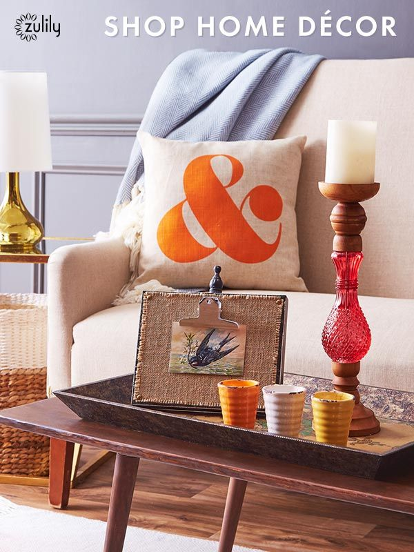 Discover hundreds of home decor items at