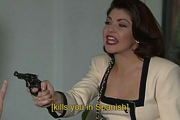 Spanish Things With Soraya Montenegro Me after #spanishthings