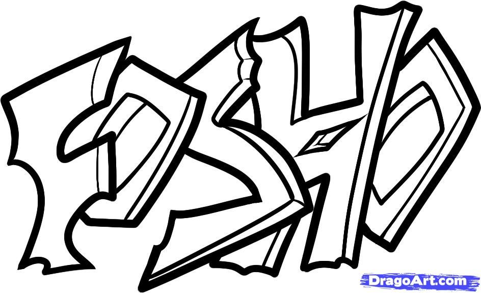 easy cool art drawing - Google Search   other   Pinterest   Graffiti ...