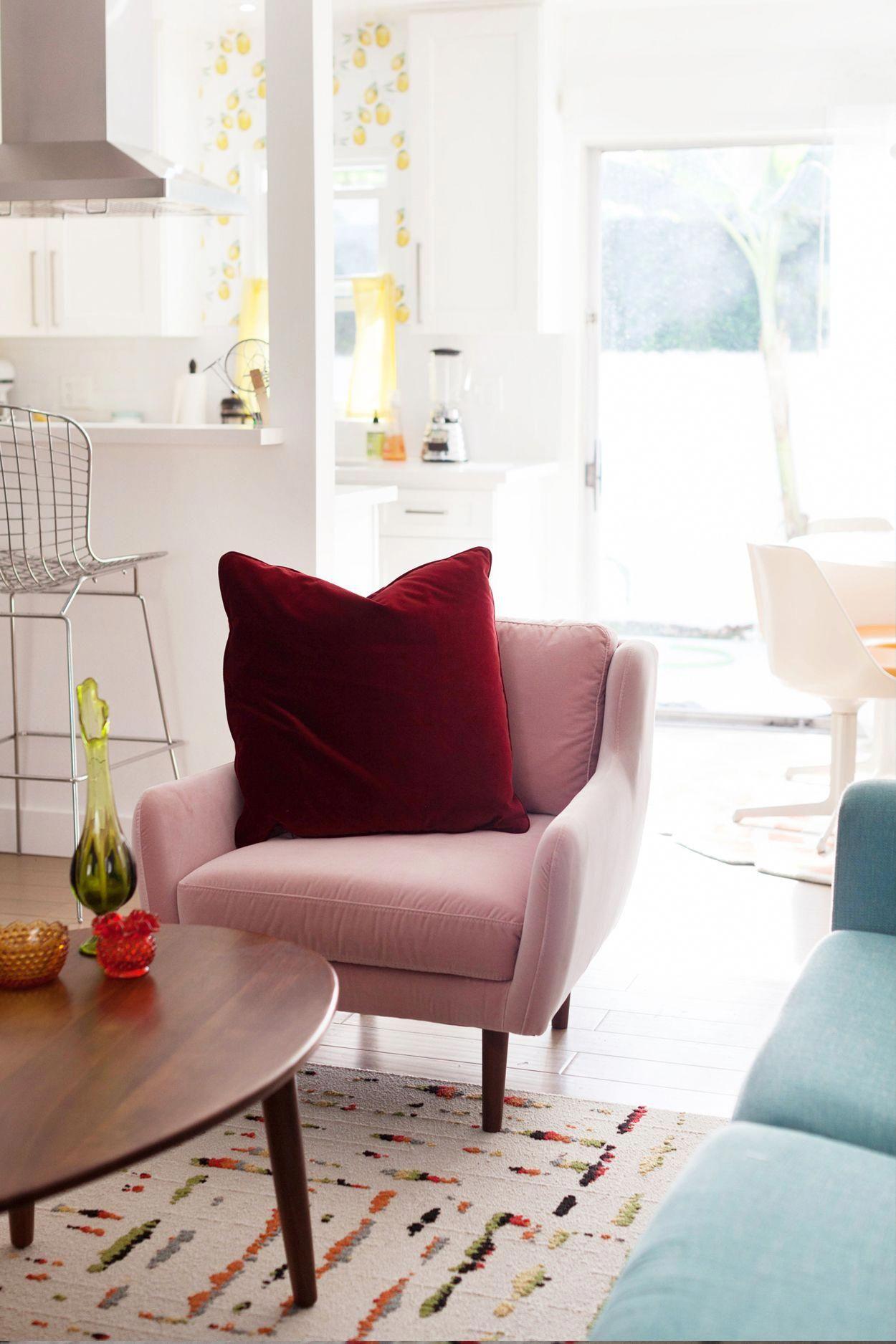 hermanmillereameschair refferal 2884768317 pink chairs in 2019 rh pinterest com