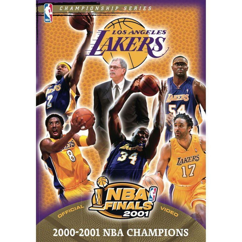 Los Angeles Lakers 2001 Nba Champions Dvd Nba Champions Los Angeles Lakers Lakers