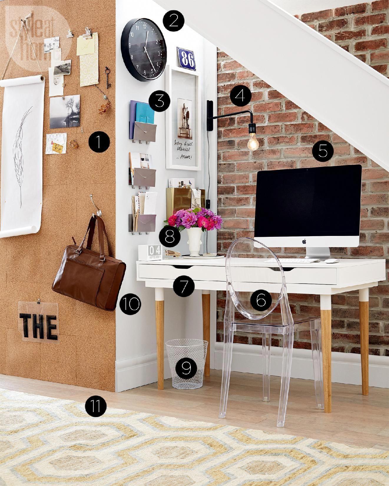ALL IKEA: Alex Desk (top Only) In White, $169. Linnmon