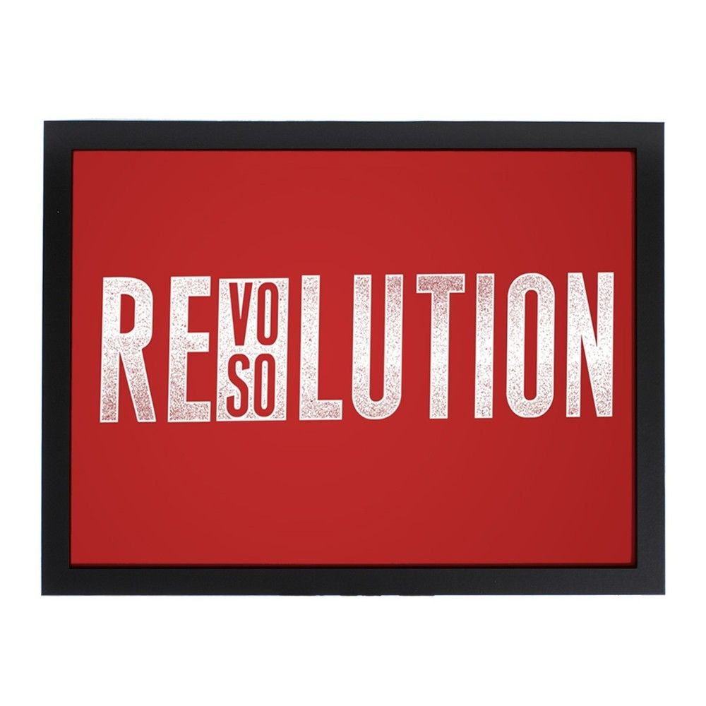 motivational artwork from arquebus revosolution print