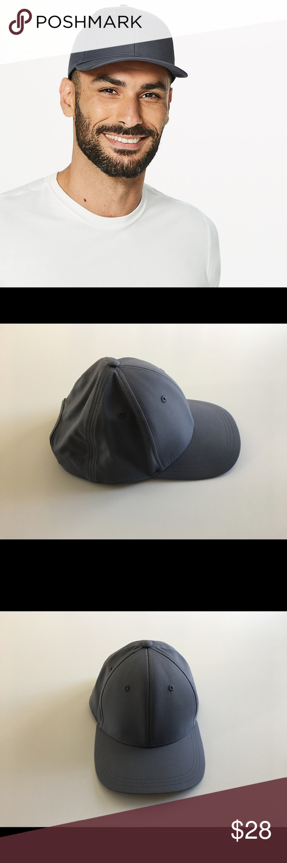 Men s Lululemon On the Fly Ball Cap Anchor PreOwn Literally only wore these  one time 5215a994afc9
