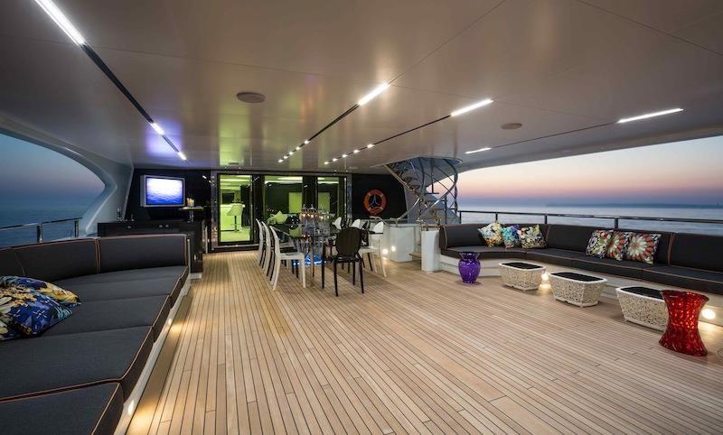 Ocean Paradise   yacht 4