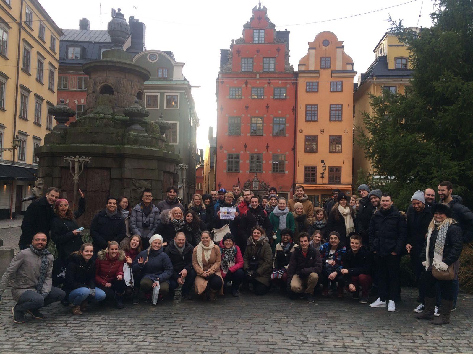 Free Walking Tours In Stockholmtour City 1000tour Old Town 13