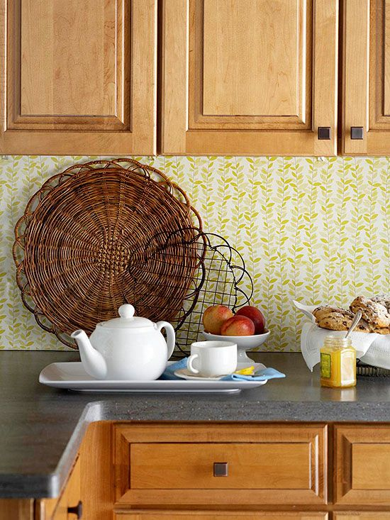 Cheap Backsplash Ideas Bliss, Wallpaper and Wall covering ideas
