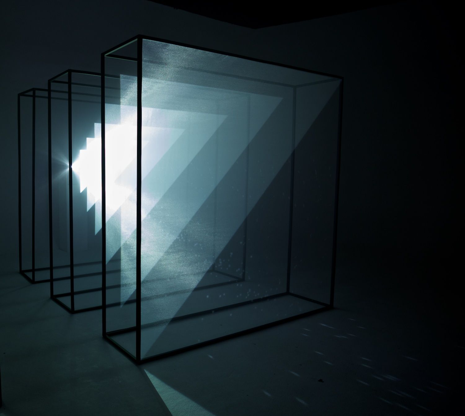 A Inspire Pinterest Projection Mapping Light Art - Projection mapping turns chapel into stunning work of contemporary art