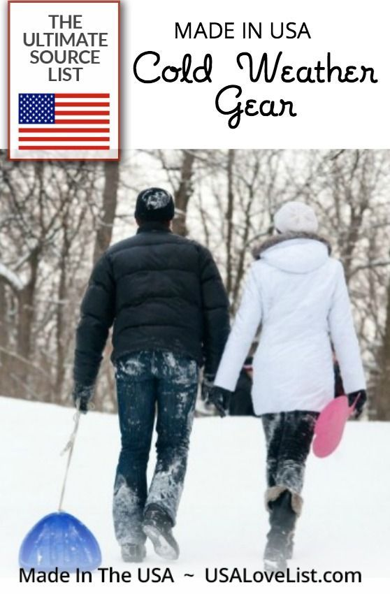 fa78db8fa2f American Made Cold Weather Gear  The Ultimate Source List For Men ...