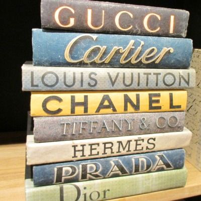 Cartier to Hermes Book Set - fill up the bookshelves - gucci, cartier, louis - Cartier To Hermes Book Set - Fill Up The Bookshelves - Gucci