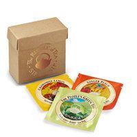 12 Count Custom Overwrap Tea Gift