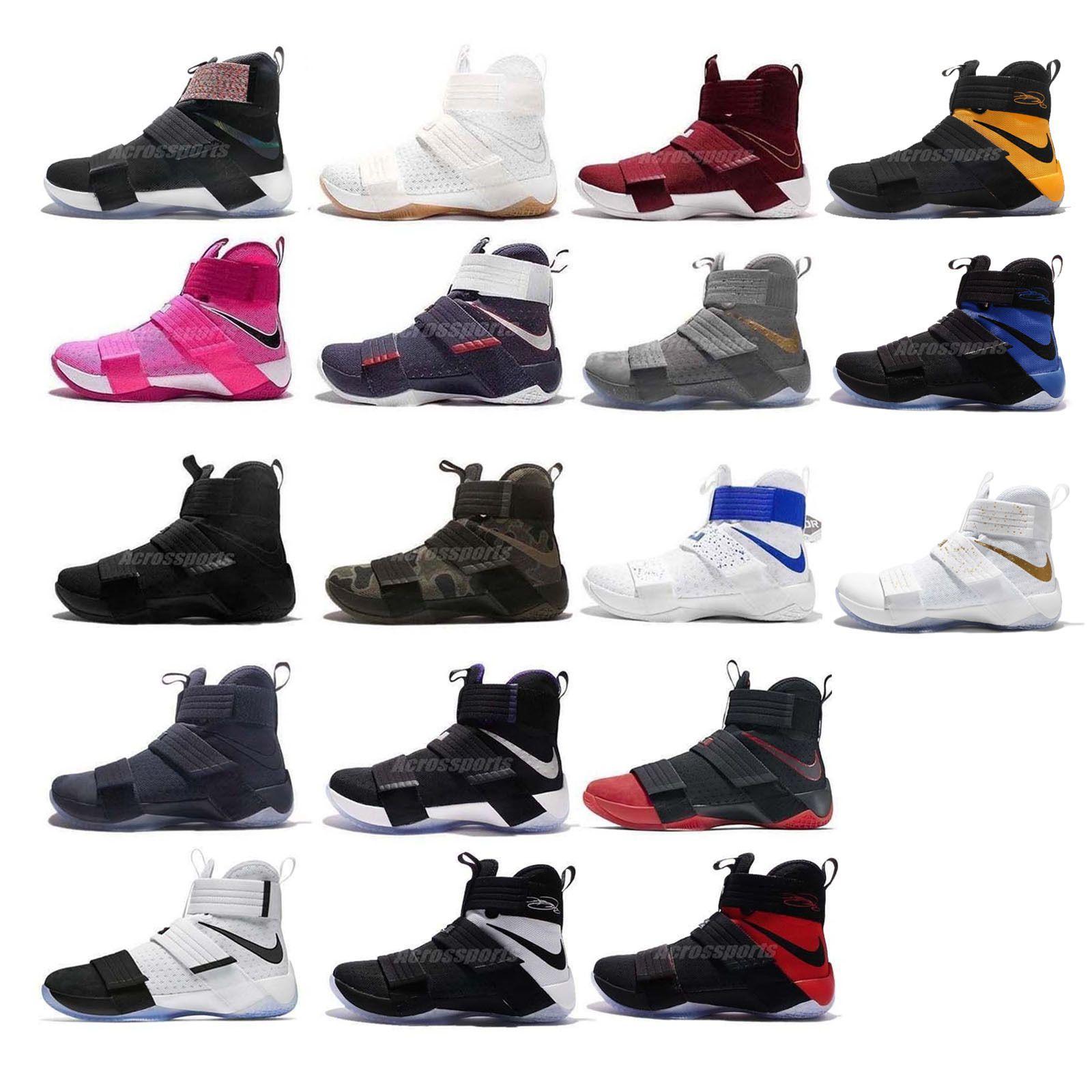 Nike Lebron Soldier 10 SFG EP X James