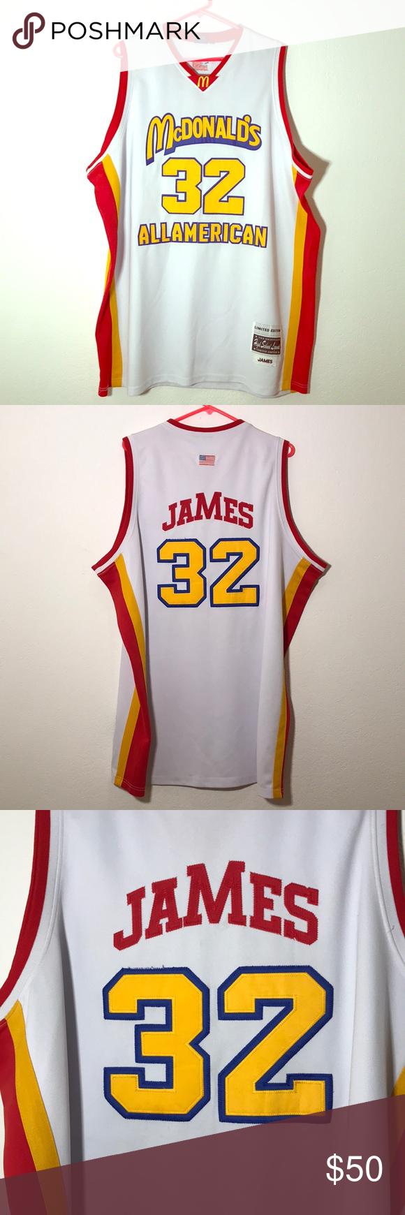 Throwback Lebron James Jersey | Lebron james, Throwback, Jersey
