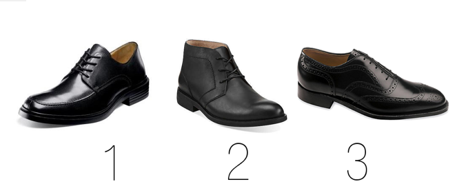 Black Business Casual Shoes   Stylish