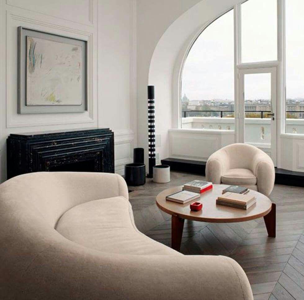 Vintage Interiors Modern Interiors House Interiors Paris