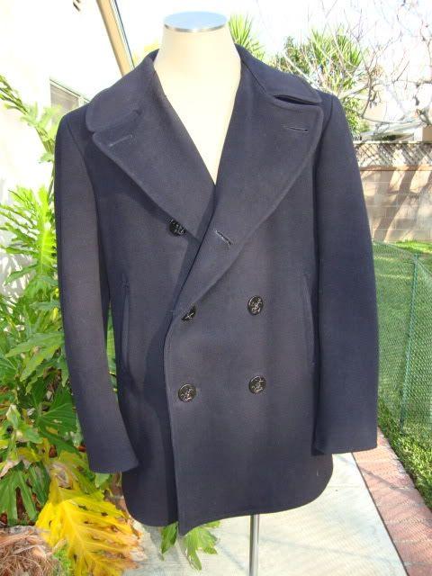 Vintage Navy Pea Coat Dsc01756.jpg?t=1267635464   ME.Fisherman ...
