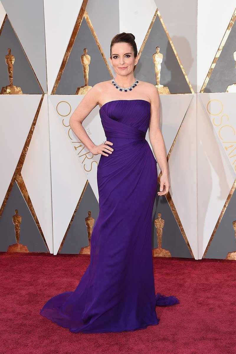 La alfombra roja de los Premios Oscar 2016 | Tina fey, Oscars y ...