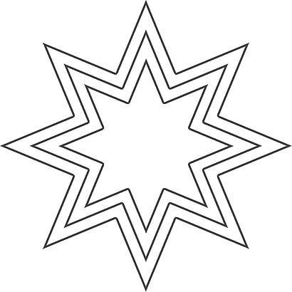 Sternenanhanger Mit Keksstempel Dm De Sterne Zum Ausdrucken Weihnachtsstern Basteln Sterne Basteln Vorlage