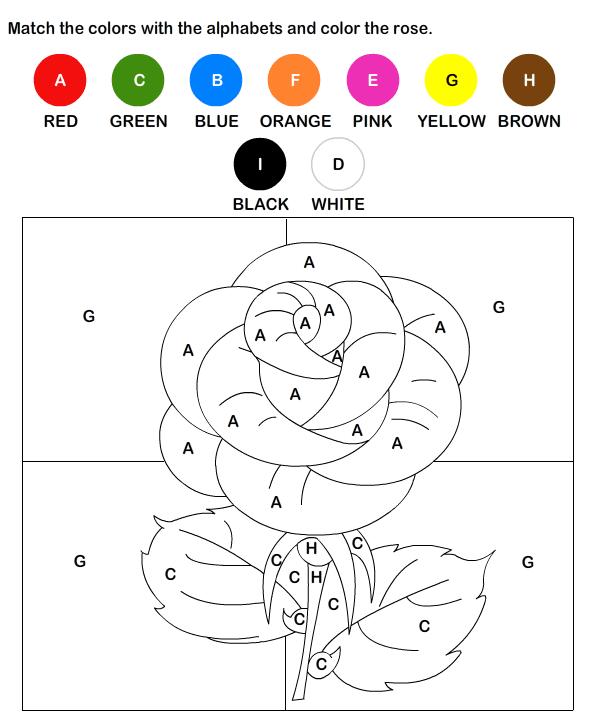 Esl Efl Worksheets Kindergarten Worksheets Color By Letter Worksheets Color Worksheets Preschool Worksheets Coloring Pages For Kids