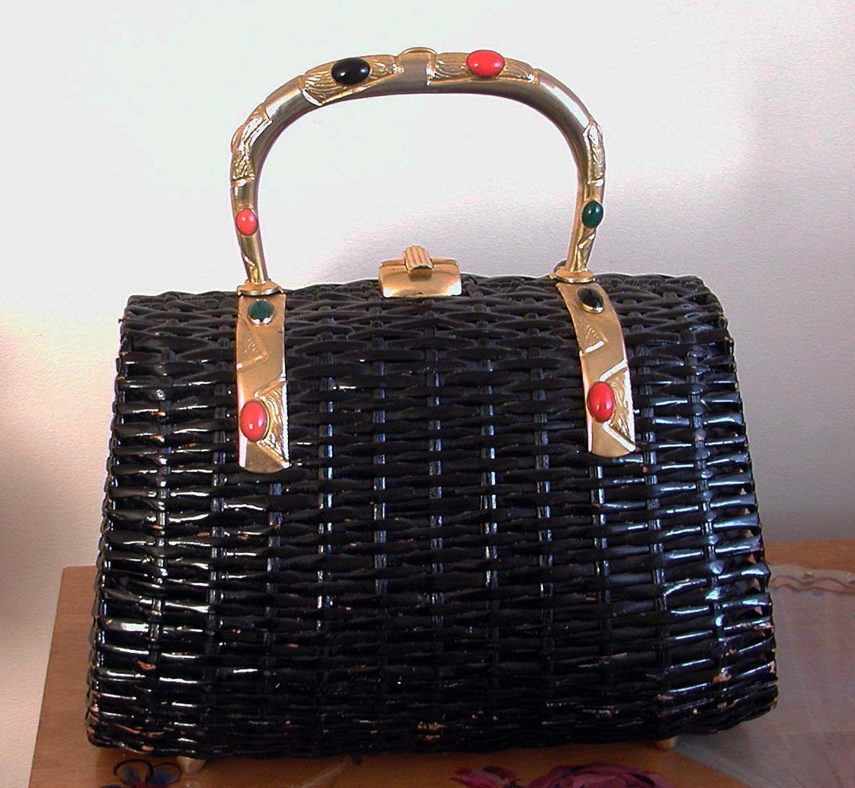 Vintage Saks Fifth Avenue Koret Handbag