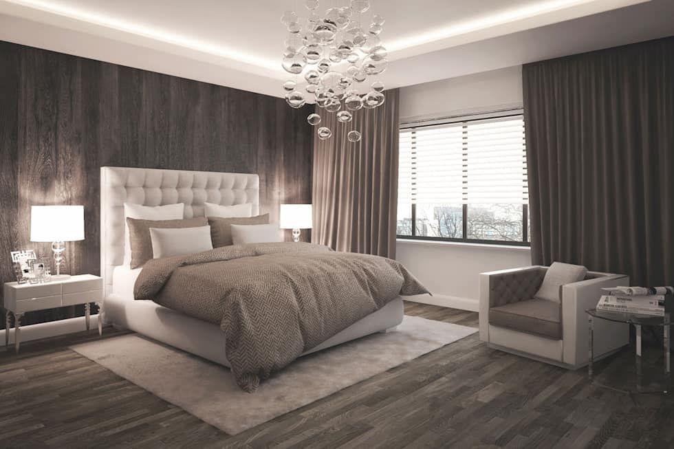Lieblich Schlafzimmer : Moderne Schlafzimmer Von Formforhome Architecture U0026 Design