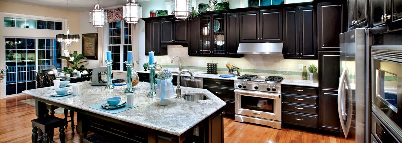 I Would Prefer White Cabinets  Toll Brothers The Tradition Kitchen