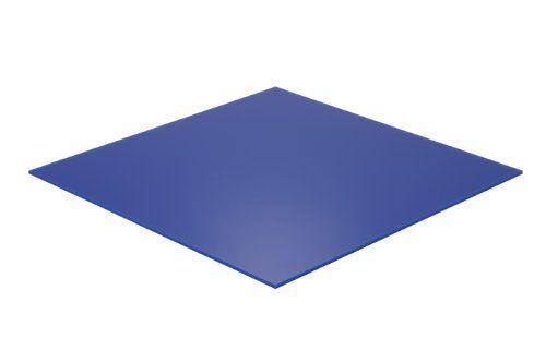 Falken Design Bl2108 1 8 1224 Acrylic Blue Sheet Translucent 2 12 X 24 1 8 Thick Plexiglass Sheets Plastic Company Plastic Industry