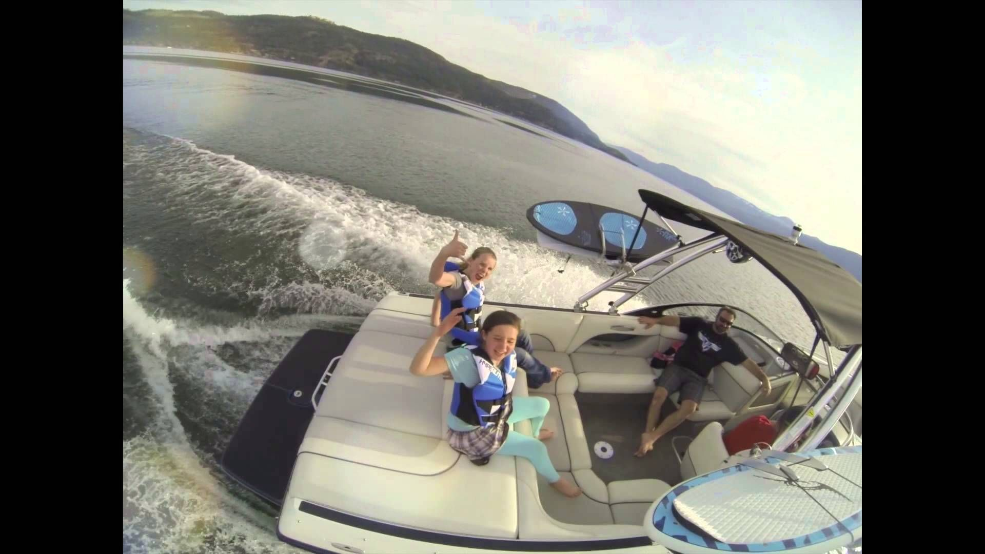 Rent a Malibu Wakesetter in Vernon BC...Vernon Boat
