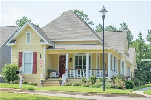 this charming cottage style home house plan 142 1080 has over rh pinterest com
