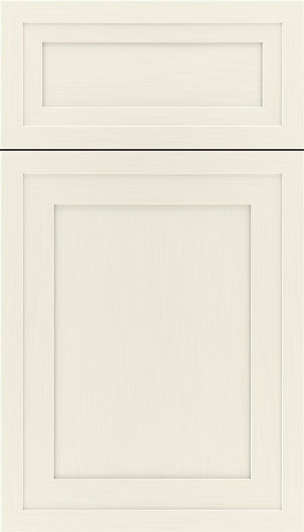 asher 5 piece maple flat panel cabinet door in ginger with mocha rh pinterest com