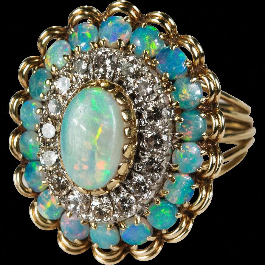 Pin on gemstone rings