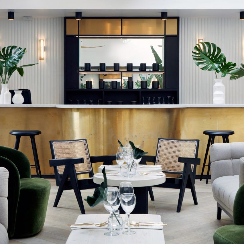 dh liberty redesigns west london hotel to hint at the owner s love rh pinterest com